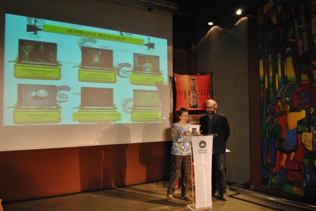 presentación nominados