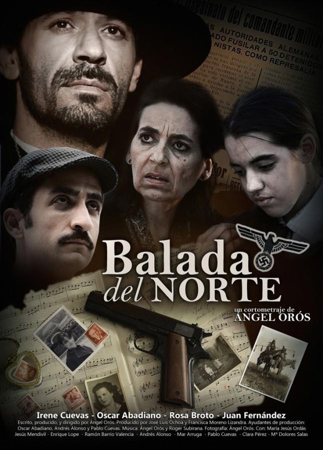 BALADA DEL NORTE, de Ángel Orós