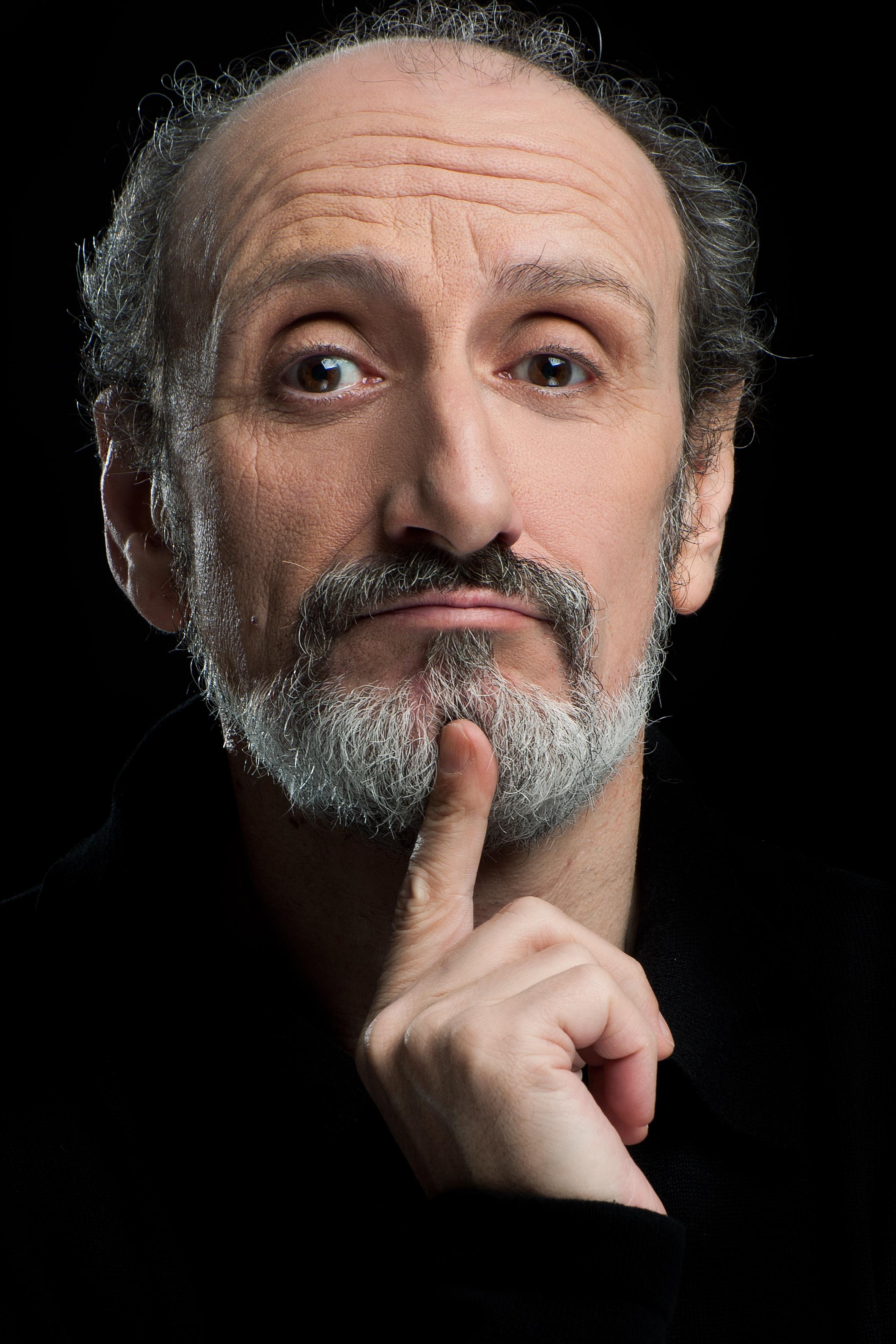 El actor aragonés José Luis Gil