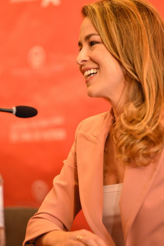 Silvia Abascal (Jorge Dueso)