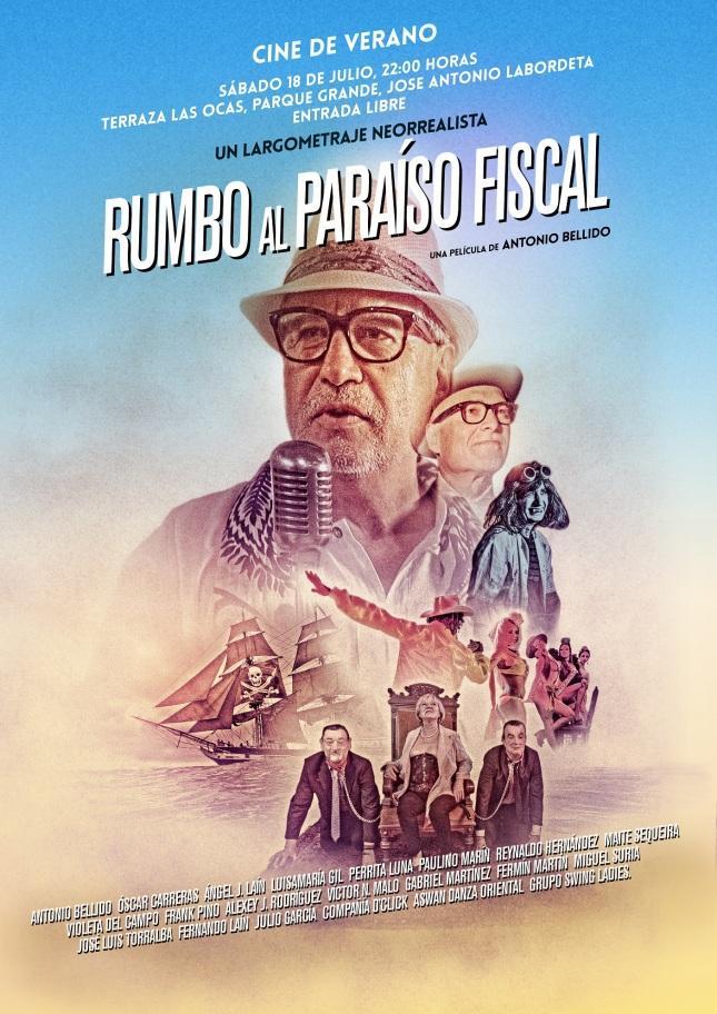 RUMBO AL PARAISO FISCAL (proyección las OCAS)