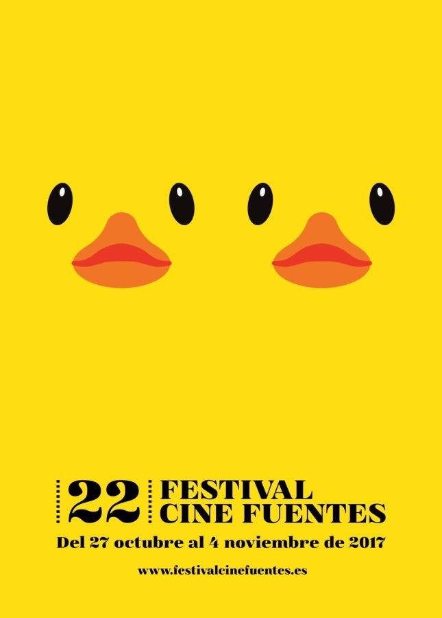 CARTEL 22 FESTIVAL CINE FUENTES  2017.JPG