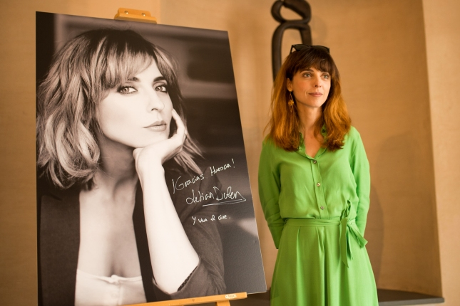 Leticia Dolera, Premio Ciudad de Huesca (Jorge Dueso)