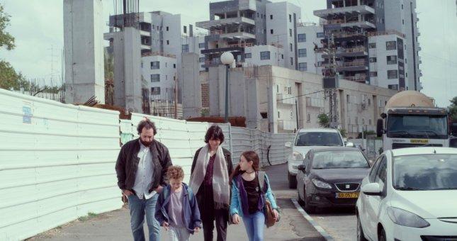 Fotograma del cortometraje israelí Pinuy (Concurso Internacional)