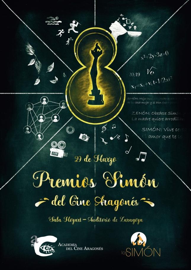 Cartel VIII Premios Simón 2019